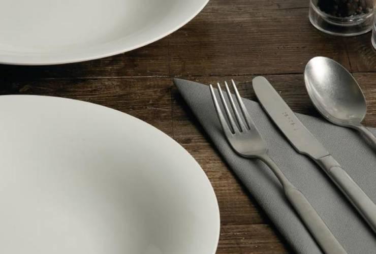 Posateria per ristoranti e hotel rivendita coltelli for Frescura casalinghi spa